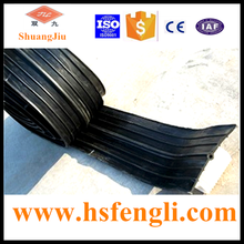 Rubber Water Stop Strip Bidding Engineering Factory Steel Edged