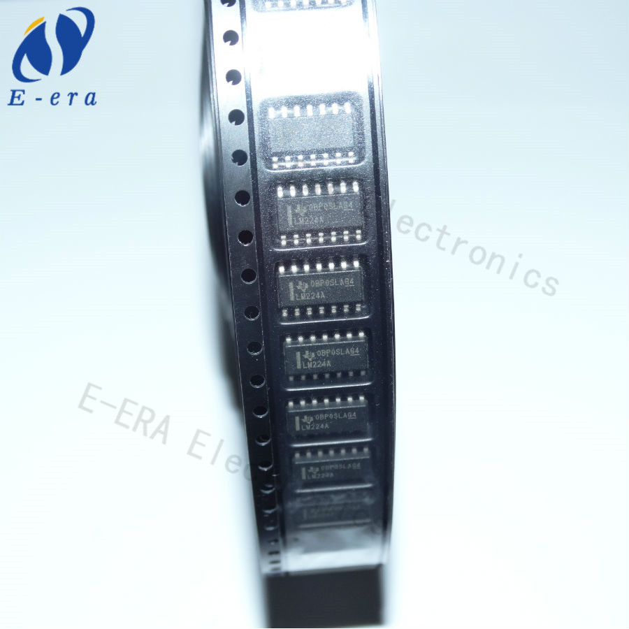 Integrated circuit ic LM224A LM224ADR SOP14