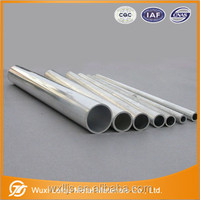 tapered aluminum tube 7075 collapsible aluminum tubes cosmetic