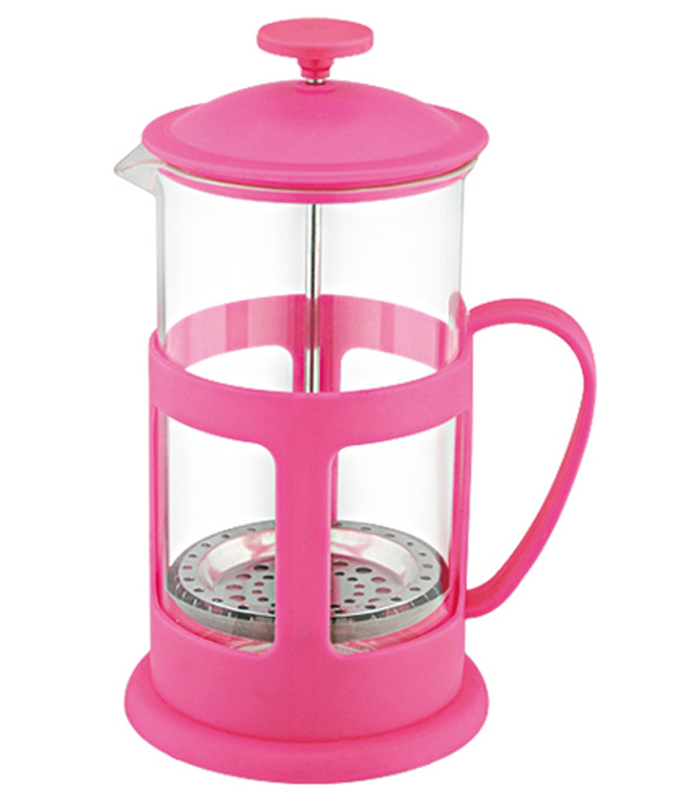 Portable Glass Coffee Maker : 350ml Glass French Press Coffee Espresso Maker With Stainless Steel Plunger - Buy Portable ...