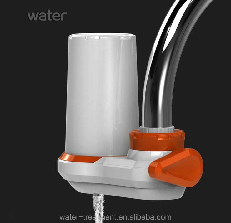 faucet water purifier for domestic water, kitchen water filtration