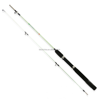 Crocodile Solid fiberglass transparent fishing rod