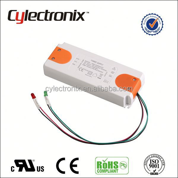 TUV waterproof contant current dimmable power supply 60w 12v dimmable led driver