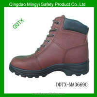 China made high quality low price work time safety shoes
