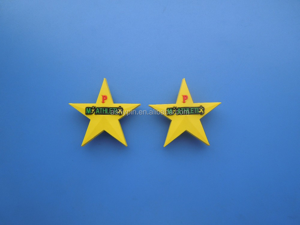love heart shaped customized rubber soft pvc badge wedding promotional gift with custom logo