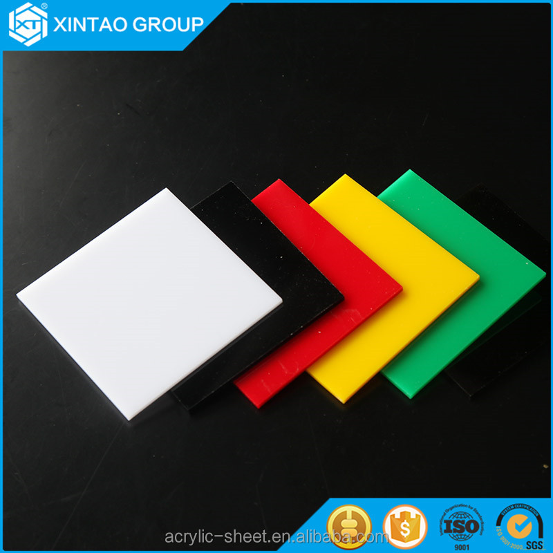 5 mm White Plastic Perspex Acrylic Plexiglass Sheet