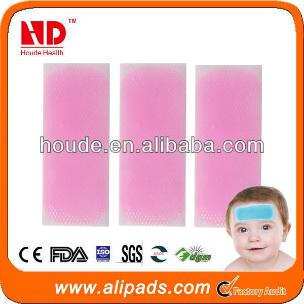 family necessary! fever cooling patch be safe to use