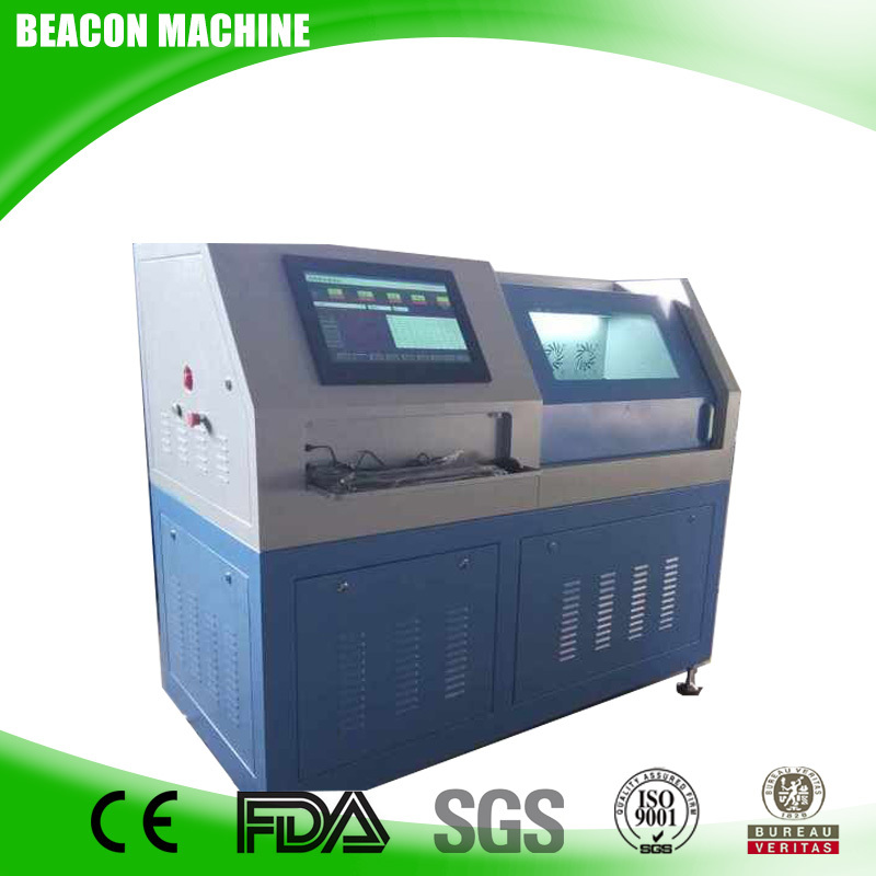 Automobile CRS709D common rail fuel injection pump calibration machine as bosch eps 815 test bench