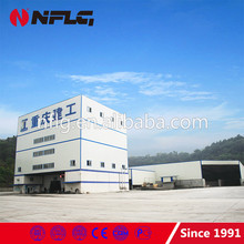 High ability strong mixing ready mix concrete plant with low price