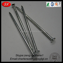 copper nails , custom precision screw nails Passed ISO 9001 from shuangxin hardware