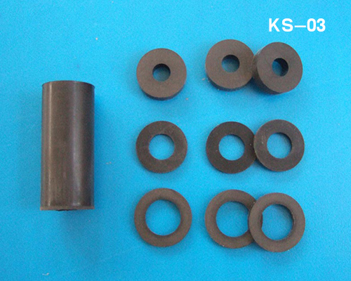 Cutting ring rubber flat gasket