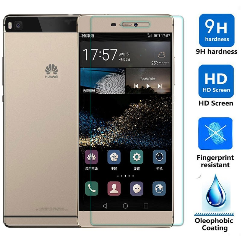 china anycool phone tempered glass film for huawei honor 7plus