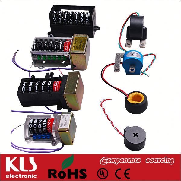 Good quality energy meter parts with gprs UL CE ROHS 1231 KLS brand