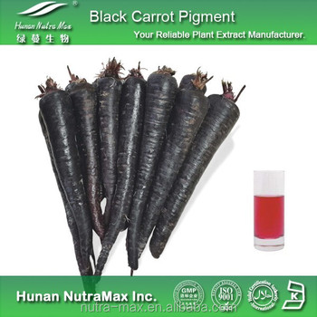 Pure and Natural Black Carrot Pigment