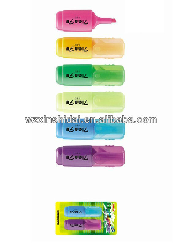 mini color highlighter maker pen