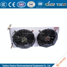 Two fan air-conditioning condensers 2HP FNH-5/17 Refrigerated condensers
