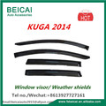 Weather Shields Window Visor Weathershields Weather Shields for KUG A 2014-UP Window Visors Sun guard Wind Guard
