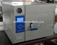 European Standard Class B autoclave pulsating vacuum table top steam sterilizer with built-in mini printer -Bluestone autoclaves