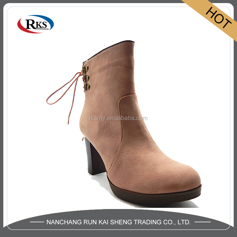 the latest new design style women shoes boots