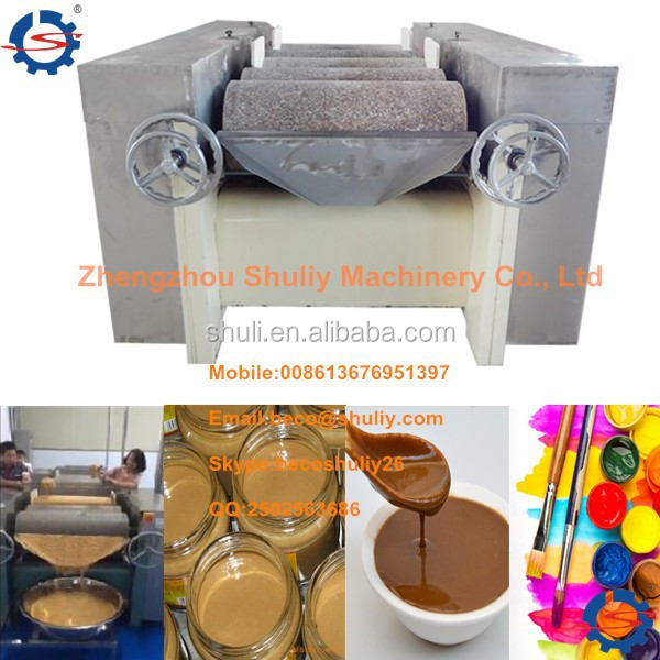 Three roll mill/pigment grinding mill/grinding machine manufacturer