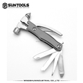 Suntools Mini promotional outdoor camping emergency tools with hammer