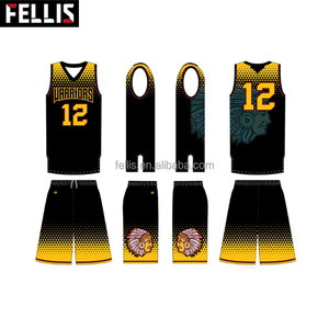 c071d787d841 Jersey Design Yellow Basketball