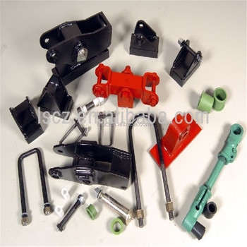 2017 truck trailer suspension parts with ISO