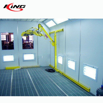 Auto spray paint booth kx-3300A manufacture