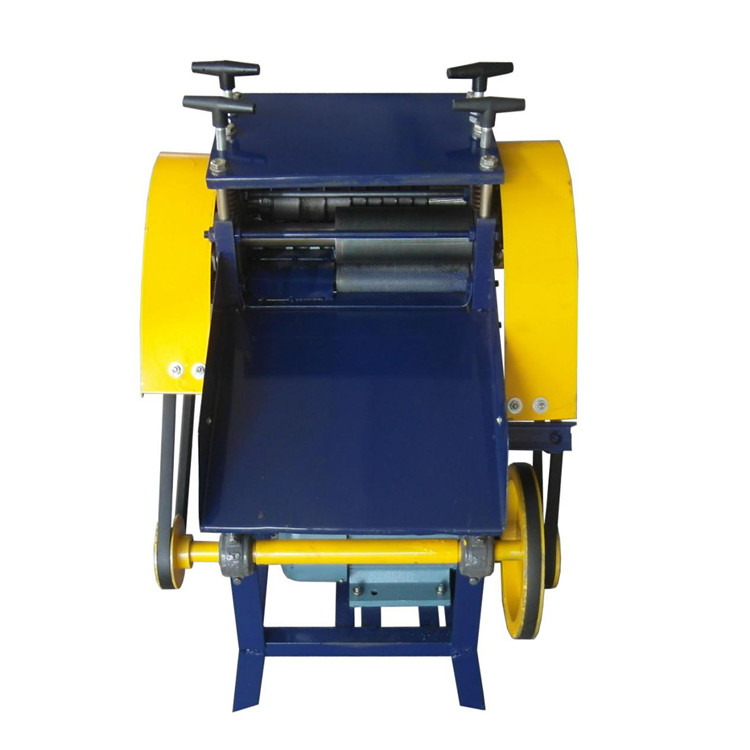 copper wire recycle digital cable wire stripping machines/coaxial cable stripping machine /electrical cable making equip