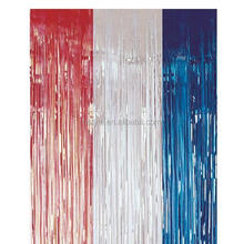 Tinsel Shimmer Foil Door Curtain SD005