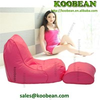 Gaming beanbag cover WITHOUT BEANS,Cozy cafe char bean bag, inflatable bean bag chair