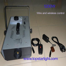China hot sale stage co2 jet smoke machine 1200w remote control fog machine wire-control machine fog sprayer