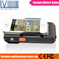 2014 NEW Portable Multifunctional Bluetooth Skimming Card Reader for Phone