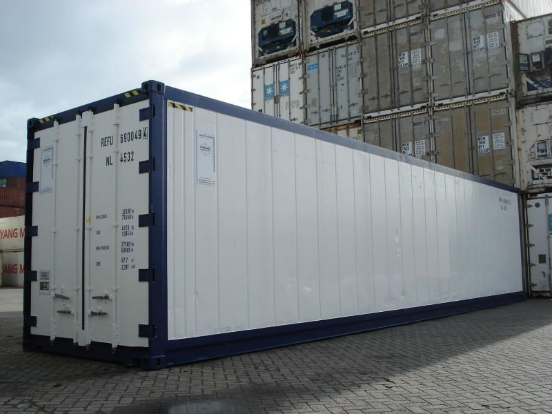 Refrigerated containers (REEFERS)