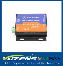 USR-TCP232-401 RS232 RS485 Serial To Ethernet TCP/IP Converter With DHCP/HTTPD