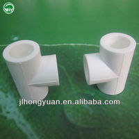 PP-R Straight Tee / PP-R tee/PPR Pipes Fitting For Water Feeding