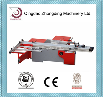 china wood cutting saw blade machine woodworking sliding table saw electric saw machine