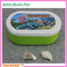 Houseware plastic food container, hot food display case