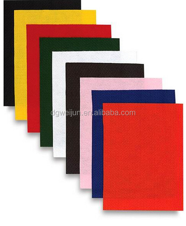 "Needle punched felt nonwoven fabric with high density used in leather and shoe material [2.5mm*54"" ] ITEM WJ-G-NP-023"