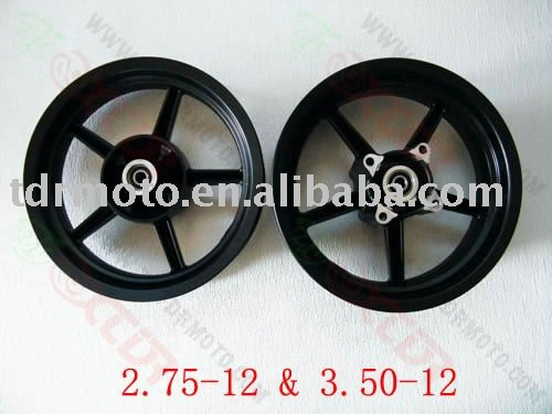 pit bike / dirt bike aluminum wheels / rims