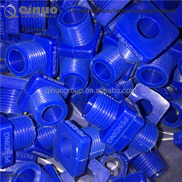 Professional custom silicone pipe joint rubber products