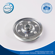 634B carbon steel bearing roller wheel ball bearing pulley