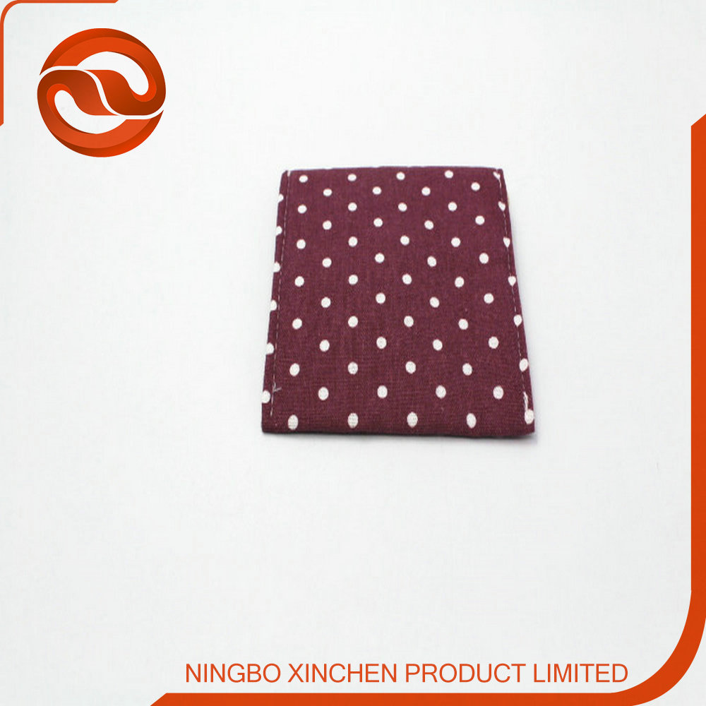 Cotton bulk cotton and linen napkins reception packages, sanitary napkin bags, cloth tampon bags cute
