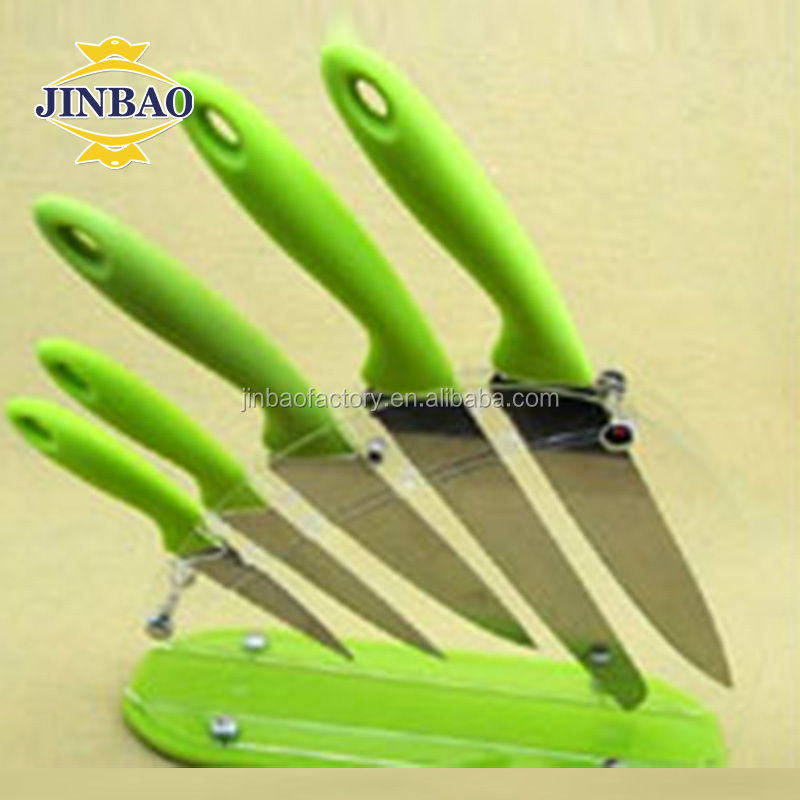 JINBAO Universal knife holder acrylic knife display stand