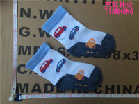 Zhuji China Wholesale Made Hot Sale Custom Car Designs Cute Cotton Baby Socks Toys