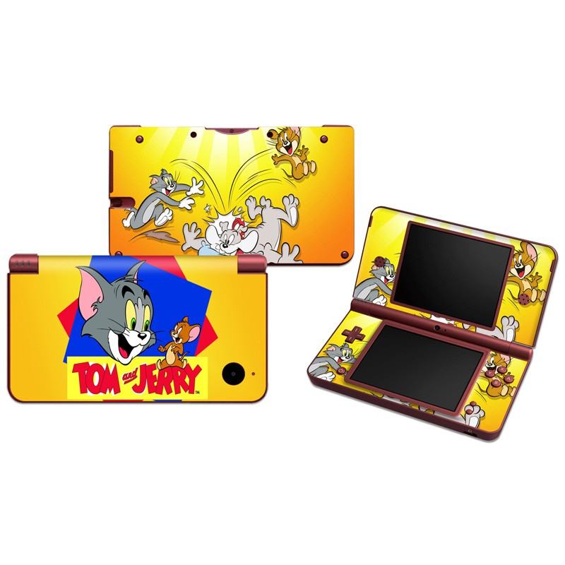 New hot decals for NDSI XL console factory skin sticker for NDSI XL with good quality #TN-N DSI XL-257