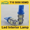 12v car led brake light bulb T10 5050 9smd