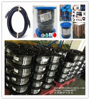 TUV pv wire cable 4mm 6mm 10mm solar panel manufacturing machine