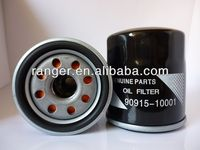 90915-10001 high quality cheap oil filter for toyota