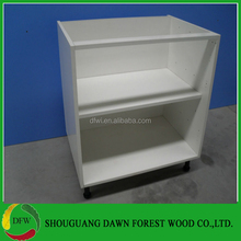 High Quality Melamine Kitchen Cabinet Carcase